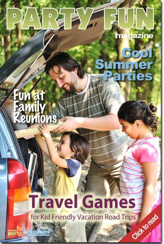 Summer Fun Magazine