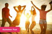 Summer Fun Printable Games