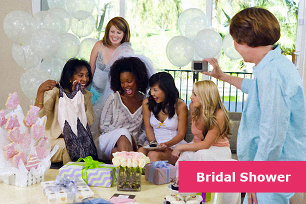 Bridal Shower Printable Games