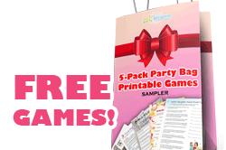 Get FREE Games Pack!