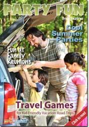 Party Fun Magazine Summer Edition